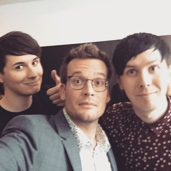 John and Dan and Phil