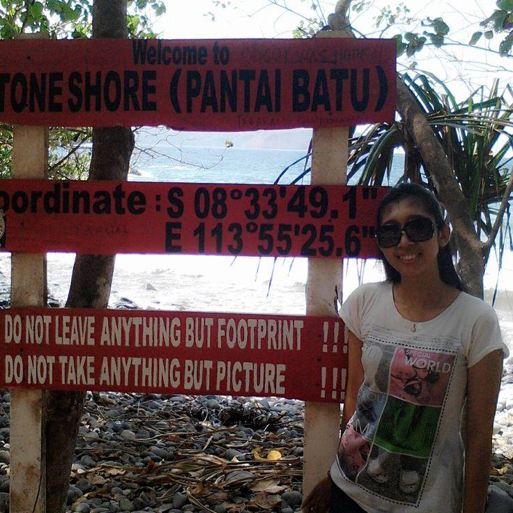 travel - pantai batu