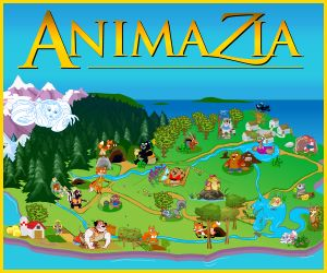 Animazia.com the amazing story of animals. Inspired by the works of groundbreaking environmentalist children's book writer Thornton Burgess, these stories, games, educational materials teach kids about animals who live in a near-boreal region.