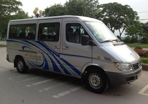 Giá thuê xe 16 chỗ đi Rạch Giá Kiên Giang