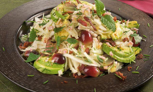 ber ideen zu wei kohlsalat auf pinterest salat krautsalat rezepte und saladrezepte. Black Bedroom Furniture Sets. Home Design Ideas