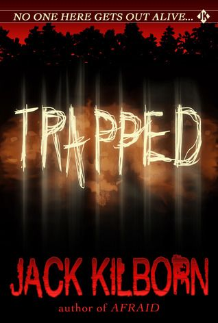 Trapped by Jack Kilborn.  Just finished this one an it's creepy and scary.  I like that the 1st edition that didn't get published came with the e-book.  I really can't pick a favorite version, they are both good for different reasons.