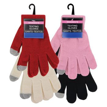 Ladies' Text Messaging Gloves