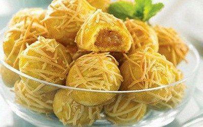 Resep Kue Nastar Keju Lembut Isi Nanas - http://www.juraganresep.com/resep-kue-nastar-keju/