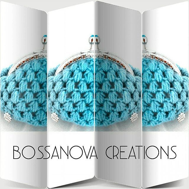 #bossanovacreations #blue #coinpurse #handmade #ganchillo #picoftheday #photooftheday #loveit #beautiful #crochet #crochetaddict #knit #knitting #knittersofinstagram #cool