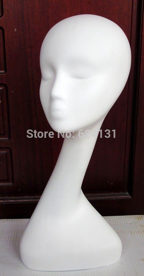 Бесплатная Доставка Манекен Манекен и без макияжа белый женский головка манекена Для Парик Солнцезащитных Шарф Ювелирные Изделия Hat Дисплейкупить в магазине Glamorous lady storeнаAliExpress
