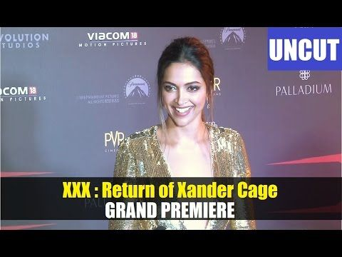 WATCH Deepika Padukone @ Grand Premiere of XXX Movie. Click here to see full video >>> https://youtu.be/EICPEP4q1_0 #deepikapadukone #xxx #bollywood #bollywoodnews #bollywoodnewsvilla