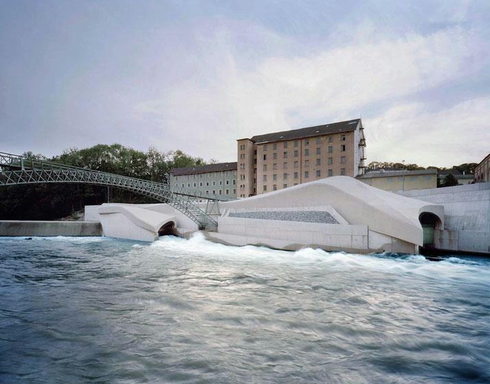 Estacipn energia hidroelectrica KeselstraBe, Kempten, Alemania
