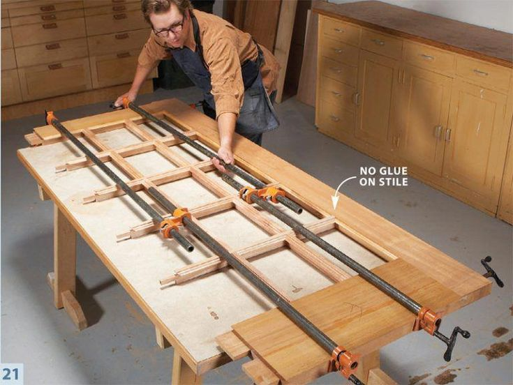 Build Your Own French Doors | Popular Woodworking Magazine