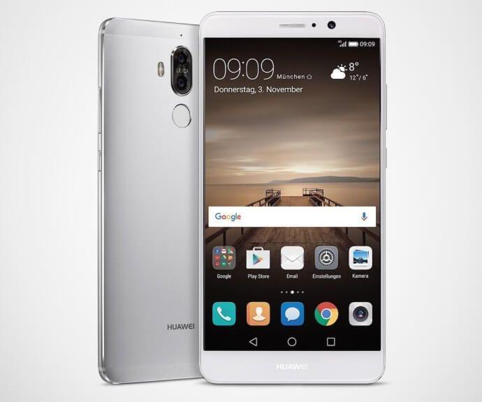 Huawei Mate 9: Hersteller entfernt Hinweis auf UFS 2.1-Speicher auf Produktseite