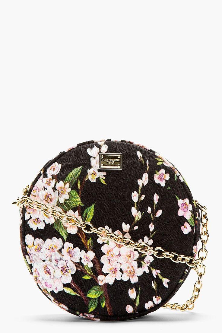 Dolce& Gabana floral bag
