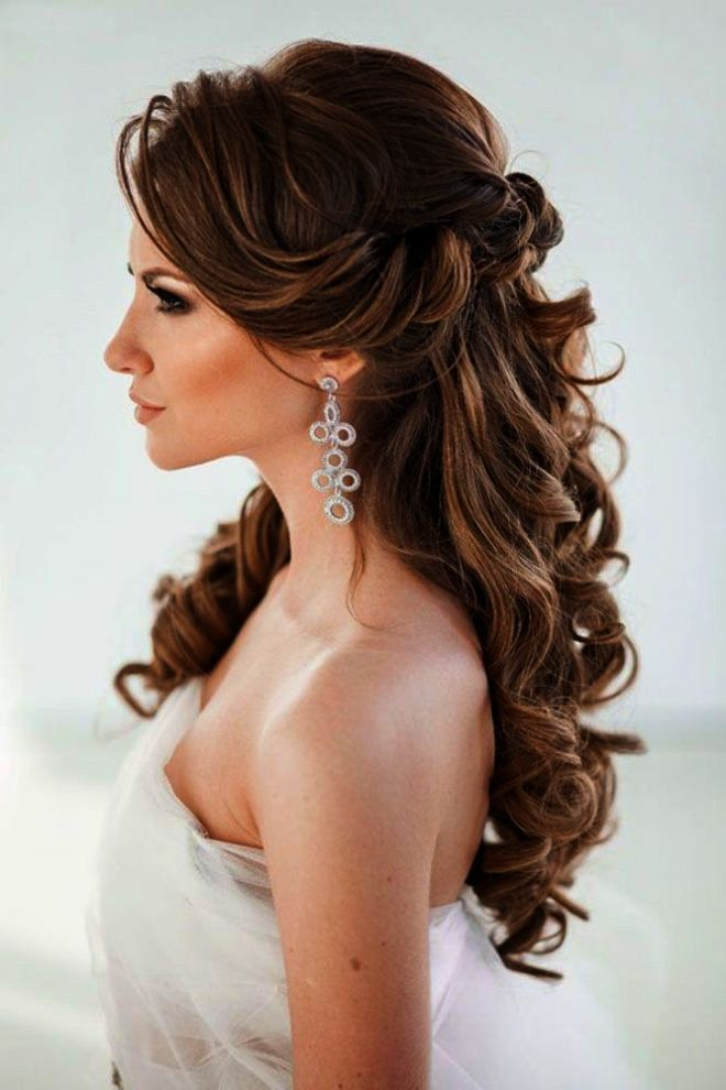 Pin On Wedding Hairstyles For All Hair Types