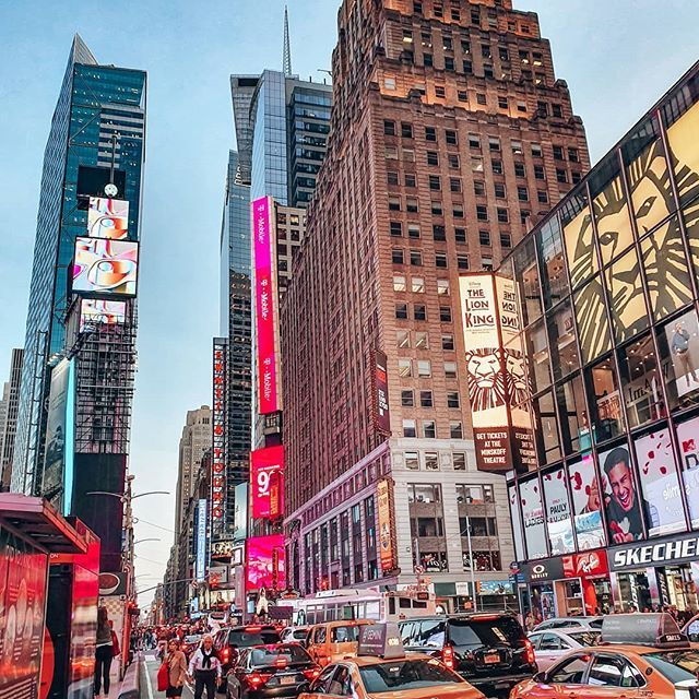 Cause After All This City Never Sleeps At Night New York Times Square May Cause After All This City Nev Times Square City That Never Sleeps Travel Inspo
