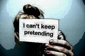 Δεν μου αρέσει να προσποιούμαι… Δεν μου άρεσε ποτέ… Ούτε και κατάλαβα ποτέ τους άλλους… εκείνους που τα έχουν καλά με όλους από άποψη πολιτικής και χάνονται σε τυπικότητες!  http://readmebyeleni.com/allo-ifos/den-mou-aresei-na-prospoioumai/