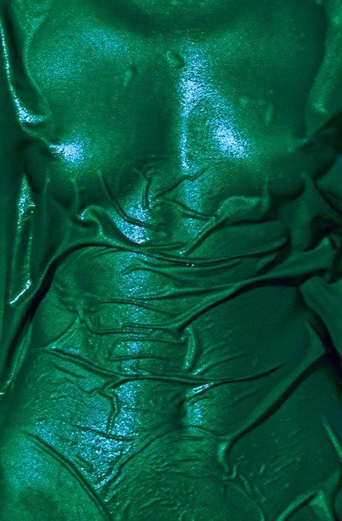 hans feurer kenzo   green fashion   wet   skin   fashion editorial