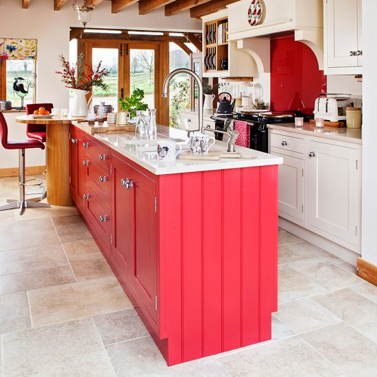 best 25 red country kitchens ideas on pinterest country kitchen decorating cottage kitchen decor and country open kitchens - Red Kitchen Ideas