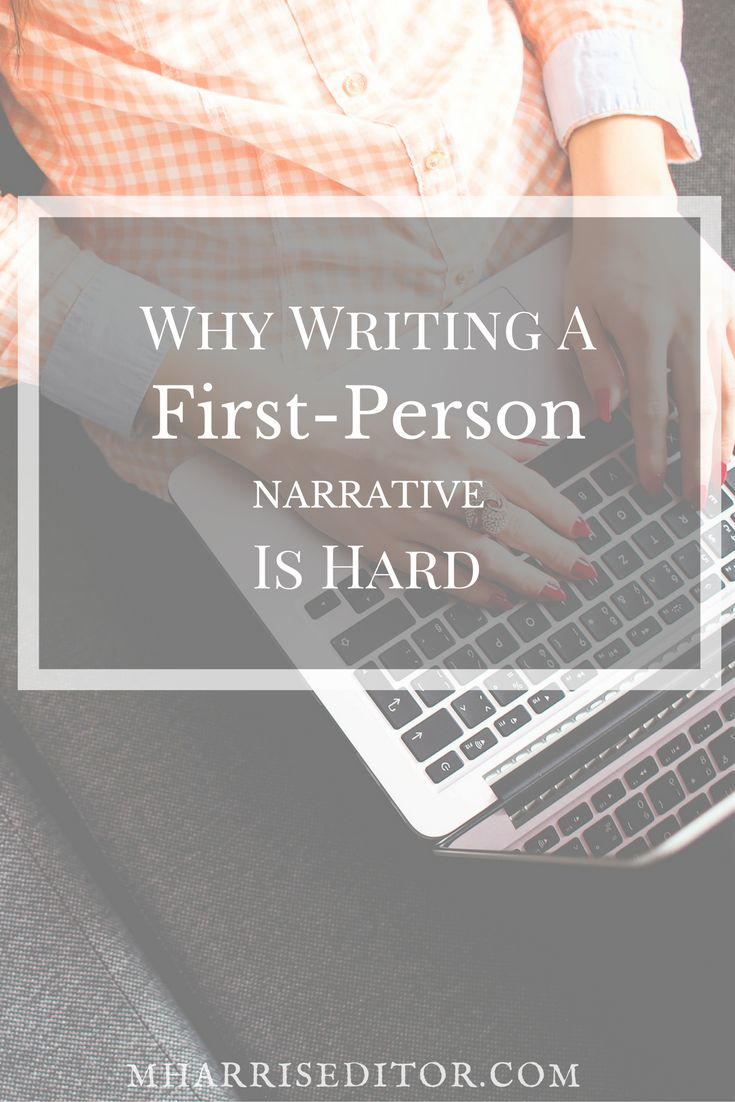How to Write in First Person