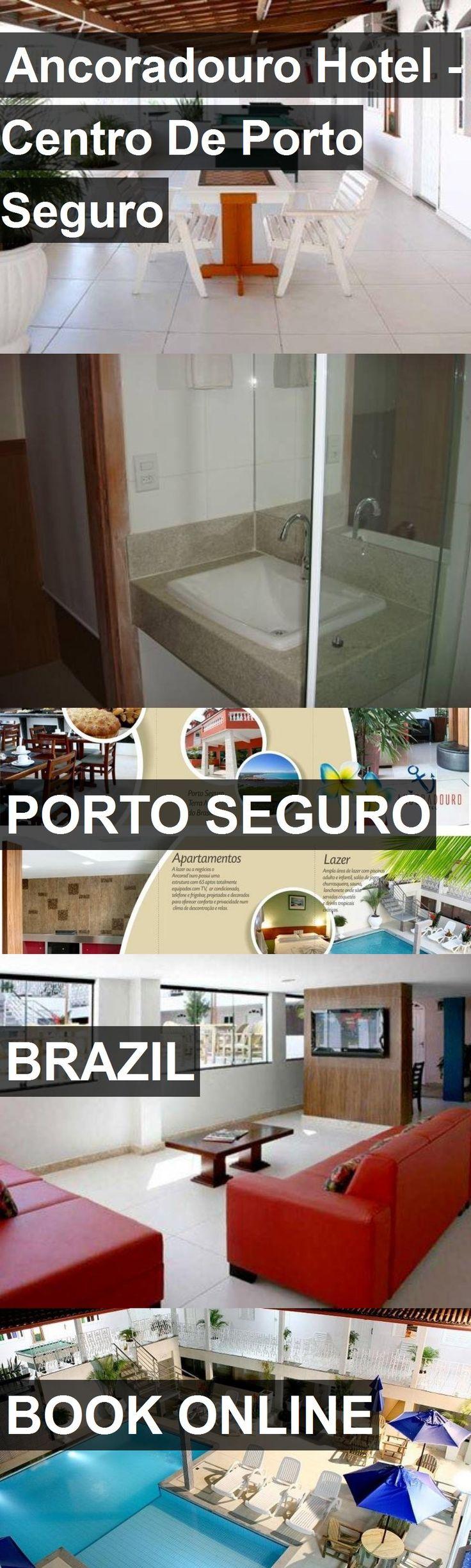 Hotel Ancoradouro Hotel - Centro De Porto Seguro in Porto Seguro, Brazil. For more information, photos, reviews and best prices please follow the link. #Brazil #PortoSeguro #AncoradouroHotel-CentroDePortoSeguro #hotel #travel #vacation