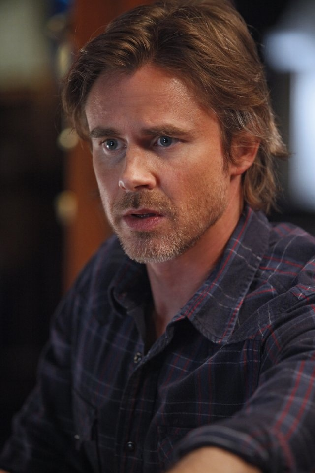Sam Trammell in True Blood | Welcome To Bon Temps | Pinterest