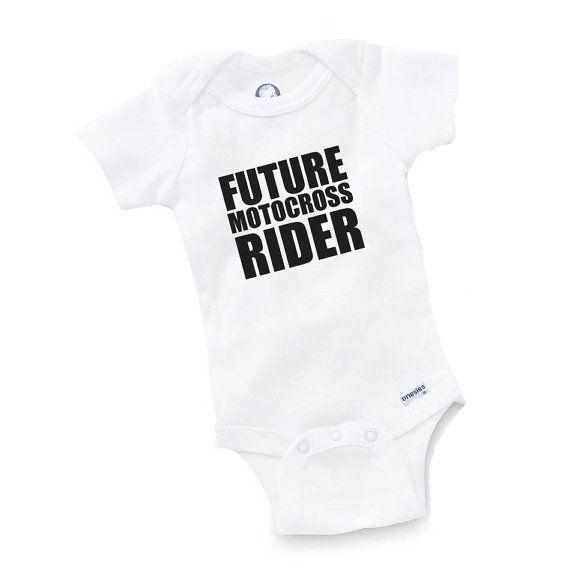 Hey, I found this really awesome Etsy listing at https://www.etsy.com/listing/130065244/future-motocross-rider-onesie-bodysuit