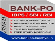 IBPS Bank PO & Clerical Online Test Series - Premium Laqshya Academy online Test series on buytestseries.com
