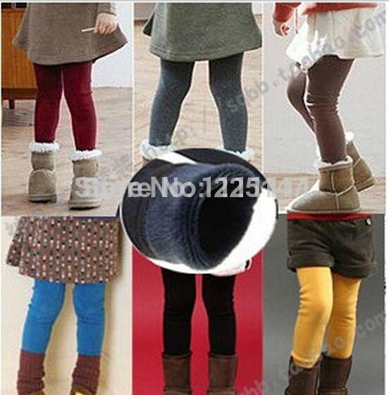 Warm children's candy leggings, 100% polyester. It's like women nylon tights.