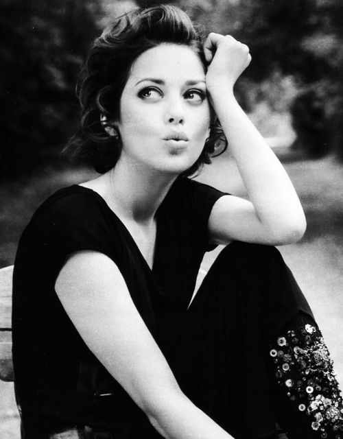 I am not very good at expressing myself in a simple way so it can create mis-understandings and I hate that.   Marion Cotillard....same here, girl