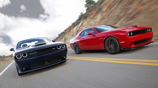 Dodge Chellenger SRT Hellcat http://www.autorevue.at/neuvorstellung/dodge-challenger-srt-hellcat-musclecar-2015.html