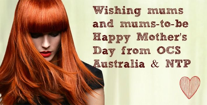Happy Mothers Day from Organic Colour Systems Australia www.organiccoloursystems.com.au