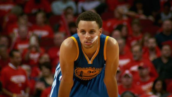 Stephen Curry, Warriors Take 3-0 Lead