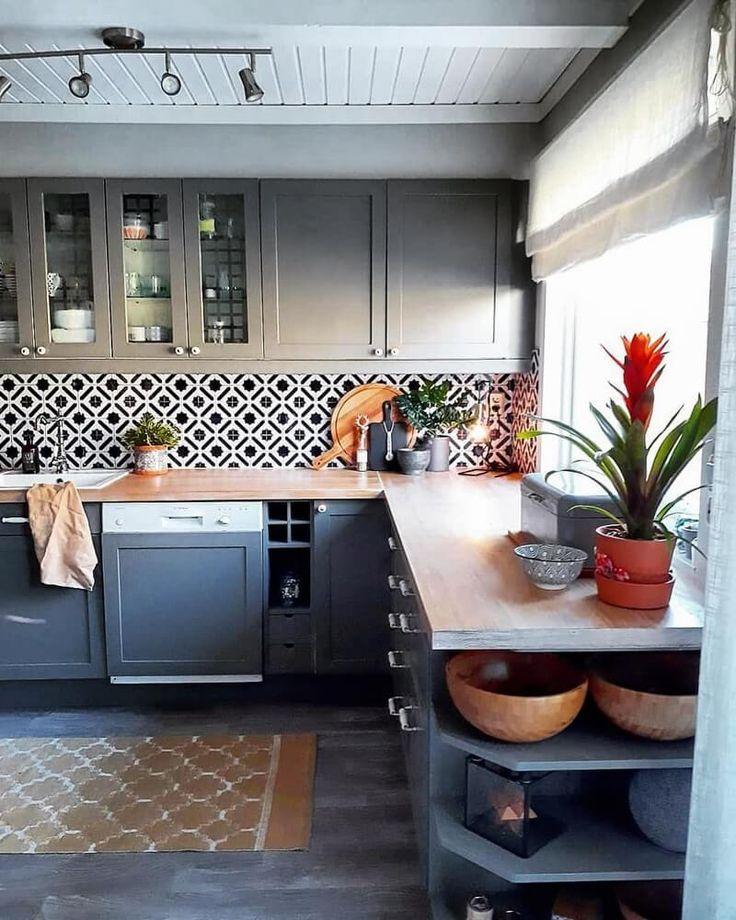 boho chic interior kitchen designs and decor ideas bohemian kitchens bohemian boho chi on kitchen interior boho id=48648