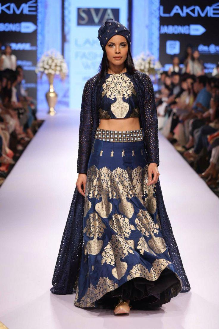 Svacouture by #parasandsonammodi #day4 #LakmeFashionWeek #SummerResort2015 #indiancouture #indianfashiondesigners #indiandesigners #fashionweek #fashiondesigners