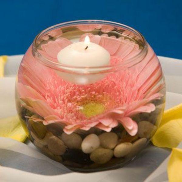 Les 25 Meilleures Id Es De La Cat Gorie Vase Boule Sur Pinterest Centre De Table Boule De