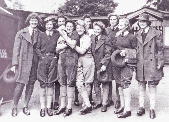 Women in WWII ~ Women's Land Army ~ BFD