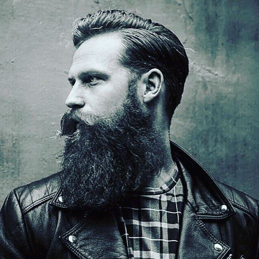 brodacz na dziś. Arrr!  #365beards #572 #czarnobrody #snb #arrr #instagram #beard #beardstyle #menwithbeard #broda #fullbeard #bart #schnurrbart #lumbersexual #mustache #wąsy #brodacz