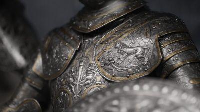 Courtesy of The Royal Armoury.  //   Erik XIV av Sveriges rustning.  //  Erik XIV of Swedens armor.  (http://emuseumplus.lsh.se/eMuseumPlus?service=ExternalInterface&module=literature&objectId=91532&viewType=detailView)