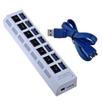 รีวิว สินค้า NEW USB HUB 2.0 Super Speed 5Gbps 7 Ports USB 2.0 HUB USB Splitter With On/Off Switch Platooninsert For Computer Peripherals - intl ☂ ซื้อ NEW USB HUB 2.0 Super Speed 5Gbps 7 Ports USB 2.0 HUB USB Splitter With On/Off Switch Platooninsert  เช็คราคาได้ที่นี่ | partnershipNEW USB HUB 2.0 Super Speed 5Gbps 7 Ports USB 2.0 HUB USB Splitter With On/Off Switch Platooninsert For Computer Peripherals - intl  ข้อมูล : http://product.animechat.us/pnlJe    คุณกำลังต้องการ NEW USB HUB 2.0…