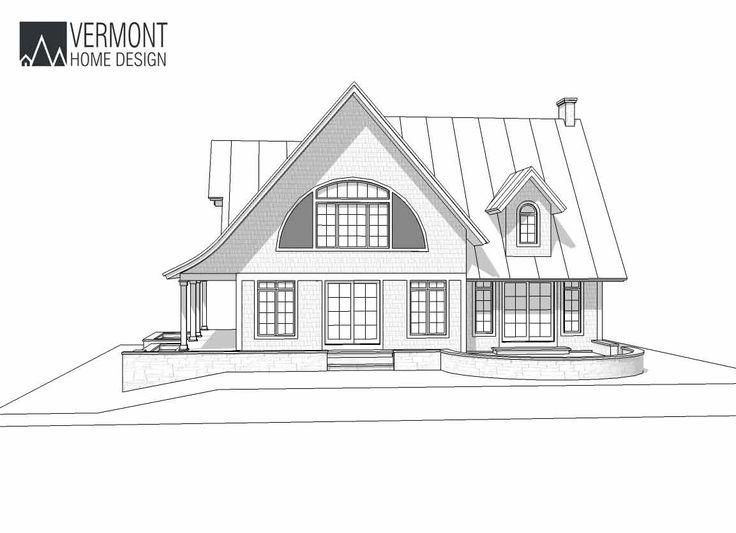 Vermont Home Design (vthomedesign) on Pinterest