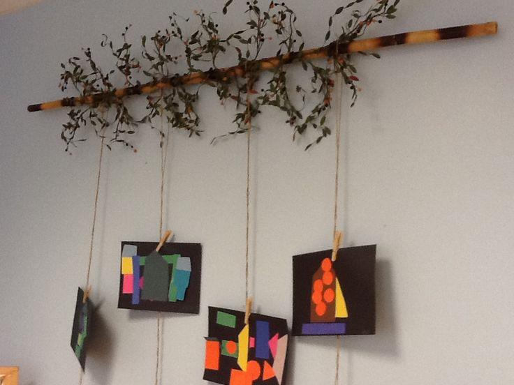 Classroom Design Arrow Or X ~ Decoração cantinho das artes escola pinterest