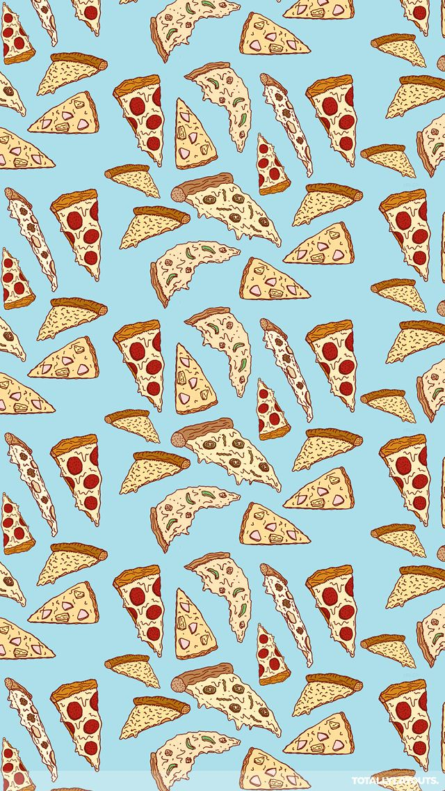 repeating pizza background - photo #30