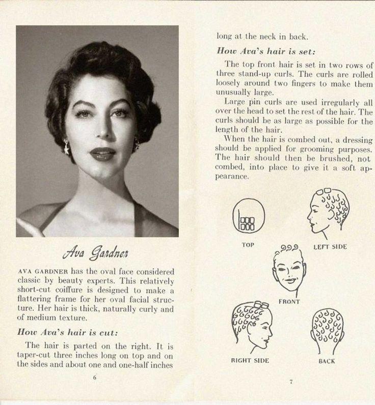 1940-1959 hats & hair