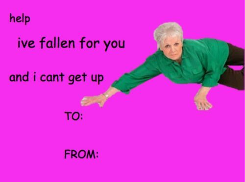 Valentines day card funny – Corny Valentines Card