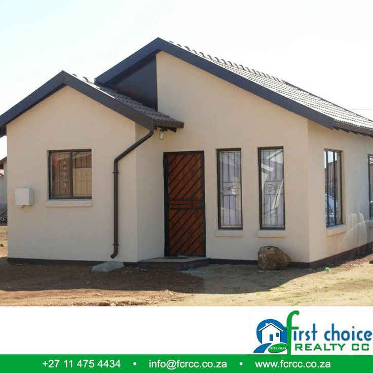 Affordable Development in Heidelberg,Build by First Choice Realty CC.  Bergsig Suburban living has never been more affordable.  Click here for more photo's: http://besociable.link/BO Visit our website: http://besociable.link/4g #Heidelberg #affordablehousing #property