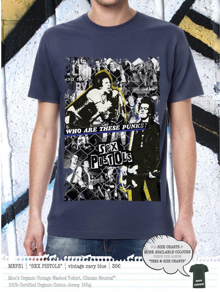 SEX PISTOLS Men's t-shirt