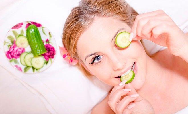 Como eliminar las #ojeras con alimentos naturales