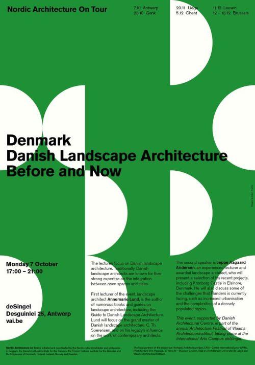 Modern Practice / Nordic Architecture On Tour / Denmark Danish...