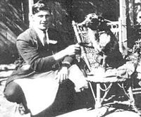 """Bluey (7 June 1910–14 November 1939) was an Australian cattle dog owned by Les & Esma Hall of Rochester, Victoria, Australia, which, according to an anecdotal report, lived 29 years, 6 months and 12 days, but the record is unverified. Bluey holds the world record for the oldest dog, according to Guinness World Records, who cite the anecdotal reports as being """"reliable."""""""
