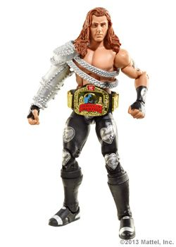 WWE Elite Collection Flashback Shawn Michaels at MattyCollector.com. #WWE  #toys #MattyCollector $15.99