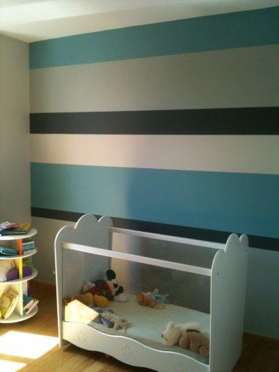 26 best Peinture chambre images on Pinterest Child room, Room - peinture de porte de garage