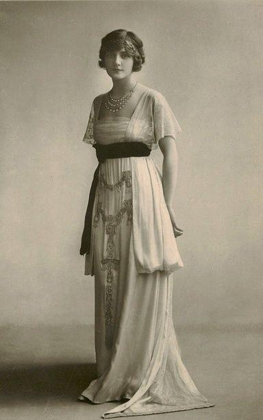 Novia de 1910
